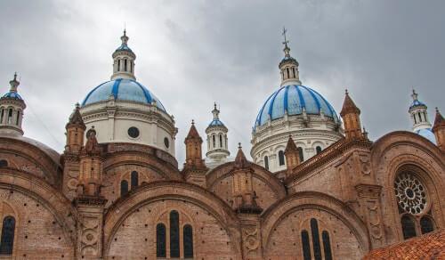 Catedral de Cuenca, la ciudad donde se fundó Reactlab en 2005