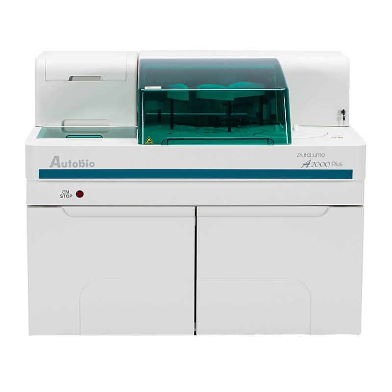 Analizador de inmunoensayo por quimioluminiscencia CLIA Autobio AutoLumo A2000 Plus