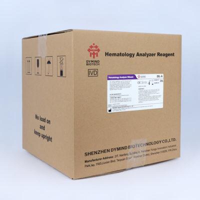 Diluyente de 20 litros para el analizador hematológico Dymind DH76
