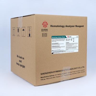 Diluyente de 20 litros para el analizador hematológico Dymind DF52