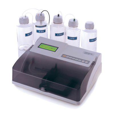 Lavador de microplacas de inmunoensayo ELISA Mindray MW-12A
