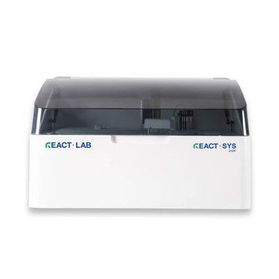 Equipo automatizado de química sanguínea clínica ReactSys 240P